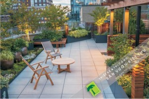 Các mẫu thiết kế sân vườn biệt thự ấn tượng và hiện đại