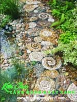 Thiết kế khu vườn theo cách riêng bằng các loại đá trang trí