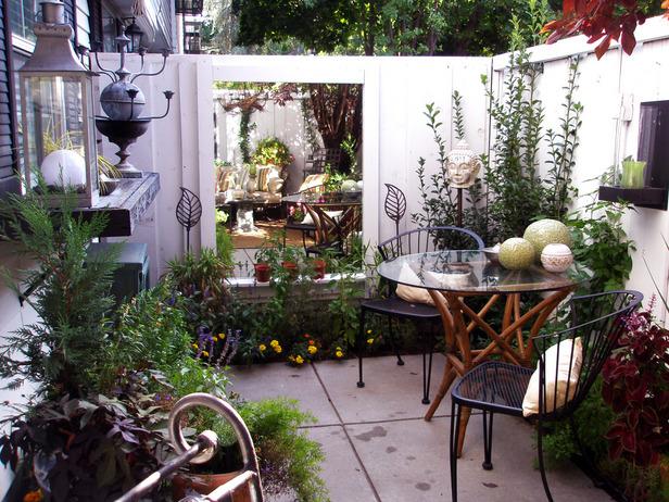 Tạo điểm nổi bật cho khu vườn