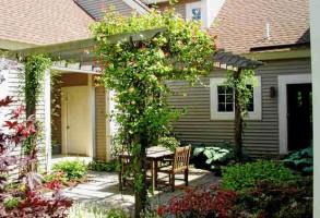 6 loại cây trồng công trình sân vườn biệt thự hợp phong thủy