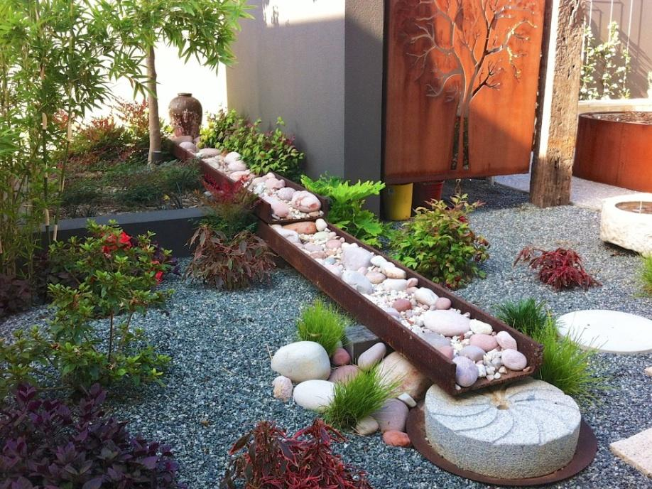Vườn theo phong cách nhật bản