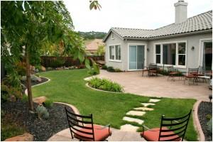 Thiết kế sân vườn đẹp đẳng cấp cho kiến trúc biệt thự