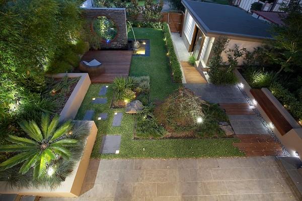 Thiết kế cảnh quan sân vườn các mẫu biệt thự