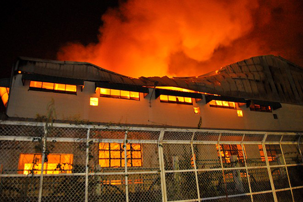 Phương pháp bảo vệ nhà máy tối ưu trước nguy cơ cháy nổ